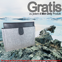 KOSMETIKTASCHE INSPIRA: 4 MEN ONLY